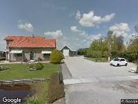 112 melding Ambulance naar Magnolia in Brandwijk vanwege brand