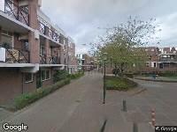 112 melding Brandweer naar Nieuwe Buurt in Schiedam vanwege waarnemen gaslucht