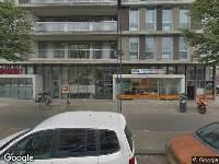 112 melding Ambulance naar Pieter Calandlaan in Amsterdam