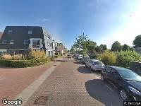 Brandweer naar Moestuinlaan in Amsterdam vanwege personen te water