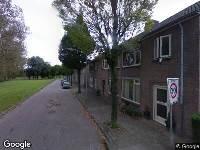 Ambulance naar Kuiperstraat in Oisterwijk