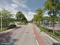 112 melding Brandweer naar Rijnstraat in Alblasserdam vanwege brand