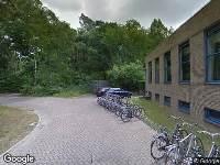 Politie naar Europaweg in Arnhem