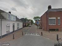 Ambulance naar Vicaris Aertsweg in Schijndel