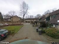 112 melding Brandweer naar Kokkelmanlanden in Enschede