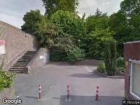 112 melding Brandweer en politie naar Vogelaarweg in Arnhem