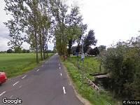 112 melding Politie naar Middendijk in Nijbroek vanwege aanrijding met letsel