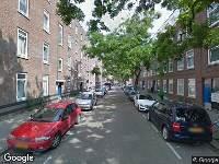 112 melding Ambulance naar Van Duylstraat in Rotterdam