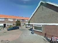 112 melding Brandweer naar Braamstraat in Monster vanwege afhijsen patient