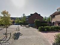 112 melding Ambulance naar Violethof in Voorburg