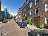 112 melding Ambulance naar Jan Willem Brouwersstraat in Amsterdam