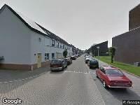 112 melding Besteld ambulance vervoer naar Schalmstraat in Eindhoven
