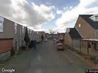 112 melding Ambulance naar Bingelradestraat in Tilburg