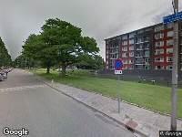 112 melding Ambulance naar Ruys de Beerenbrouckstraat in Nijmegen