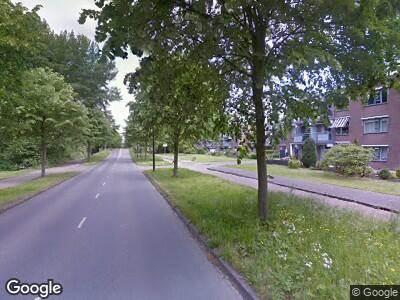 Ambulance naar Amsterdamlaan in Vlaardingen