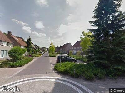 Ambulance naar De Berkenheg in Riethoven