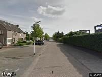 112 melding Ambulance naar Kinderdijkstraat in Tilburg