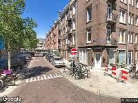 112 melding Ambulance naar Vaartstraat in Amsterdam