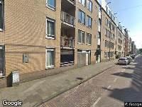 112 melding Ambulance naar Eerste Nassaustraat in Amsterdam
