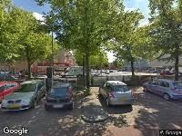112 melding Ambulance naar Adriaan Dorsmanstraat in Amsterdam