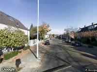 Ambulance naar De Stoutheuvel in Eindhoven