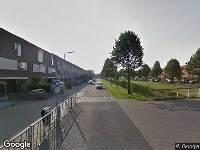112 melding Ambulance naar Sterrenkroos in Breda