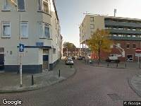 Ambulance naar Janne Bouwensstraat in Rotterdam