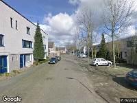 112 melding Ambulance naar Grubbenvorststraat in Tilburg
