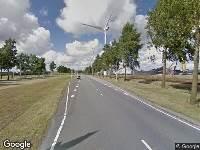 112 melding Politie naar Westpoortweg in Amsterdam vanwege ongeval met letsel