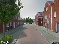 112 melding Ambulance naar Willem Passtoorsstraat in Tilburg