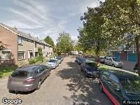 112 melding Ambulance naar Cornelia de Langestraat in Haarlem