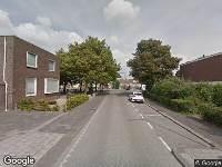 112 melding Politie naar Bontekoestraat in Hoek van Holland vanwege ongeval met letsel
