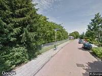 112 melding Ambulance naar Oscar Carréstraat in Nijmegen