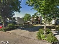 Ambulance naar Virgohof in Amsterdam