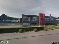 112 melding Brandweer naar Takkebijsters in Breda