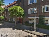 112 melding Brandweer naar Simsonstraat in Amsterdam