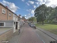112 melding Brandweer naar Frederik van Eedenstraat in Amsterdam