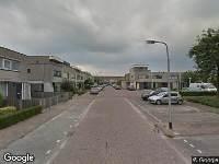 112 melding Ambulance naar Naardenstraat in Tilburg