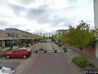 112 melding Ambulance naar Anne Vondelingplantsoen in Naaldwijk