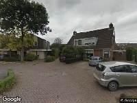 Ambulance naar Bosboomplantsoen in Oosterhout
