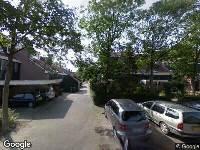 112 melding Ambulance naar De Wieken in Hoorn