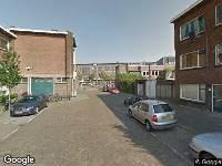 112 melding Brandweer naar Van Heutszstraat in Utrecht vanwege reanimatie