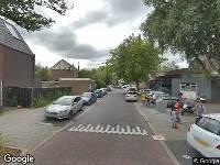 Brandweer naar Symon Claeszstraat in Zaandam vanwege ongeval met letsel