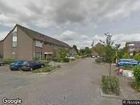 Ambulance naar Merel in Ridderkerk