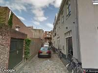 Brandweer naar Bartelsplaats in Venlo