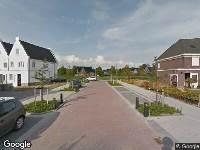 Ambulance naar Eikenlaan in Dirksland