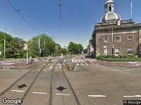 112 melding Ambulance naar Sarphatistraat in Amsterdam