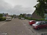 Ambulance naar Struisgras in Rotterdam