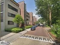 112 melding Ambulance naar Wimbledonpark in Amstelveen