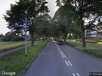112 melding Ambulance naar Grootstalselaan in Nijmegen